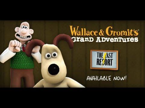 Wallace & Gromit's Grand Adventures: Episode 2: The Last Resort (XBLA)