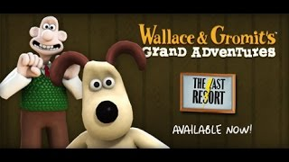 Wallace & Gromit's Grand Adventures: Episode 2: The Last Resort (XBLA)