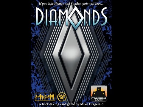 Chits and Giggles Play Diamonds