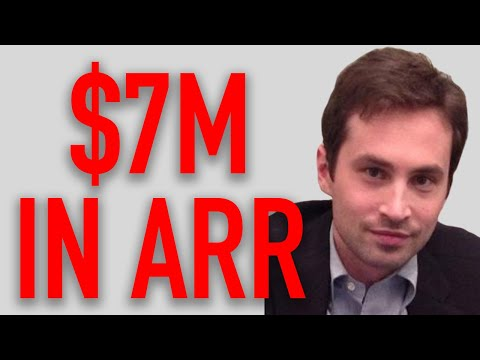 How He Used a Search Fund To Build $7m ARR Company, Low Risk
