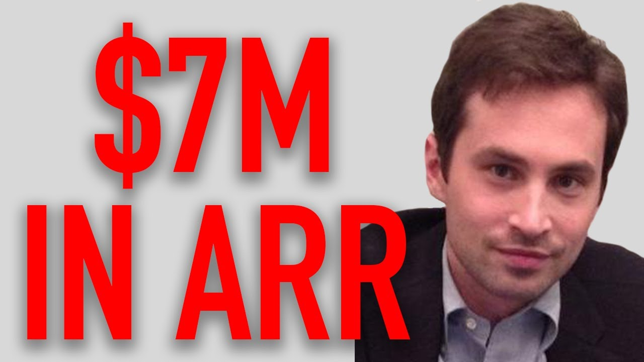 How He Used a Search Fund To Build $7m ARR Company, Low Risk by Nathan Latka