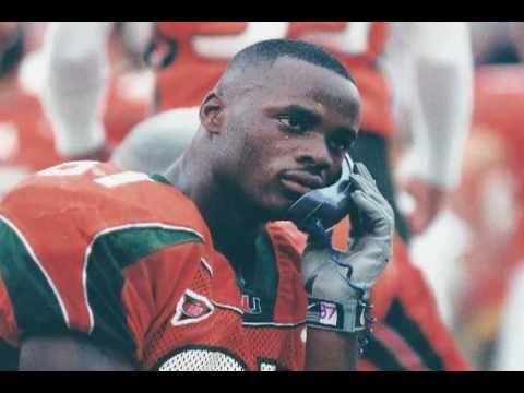 Reggie Wayne - University of Miami Sports Hall of Fame