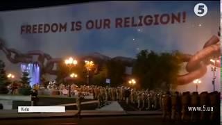 Репетиція параду на Майдані Незалежності