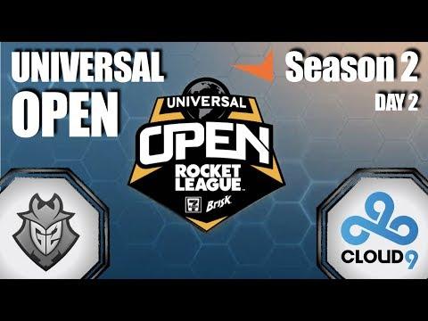 Faceit Universal Open S2 - JKnaps & GarrettG vs Squishy & Gimmick - Day 2