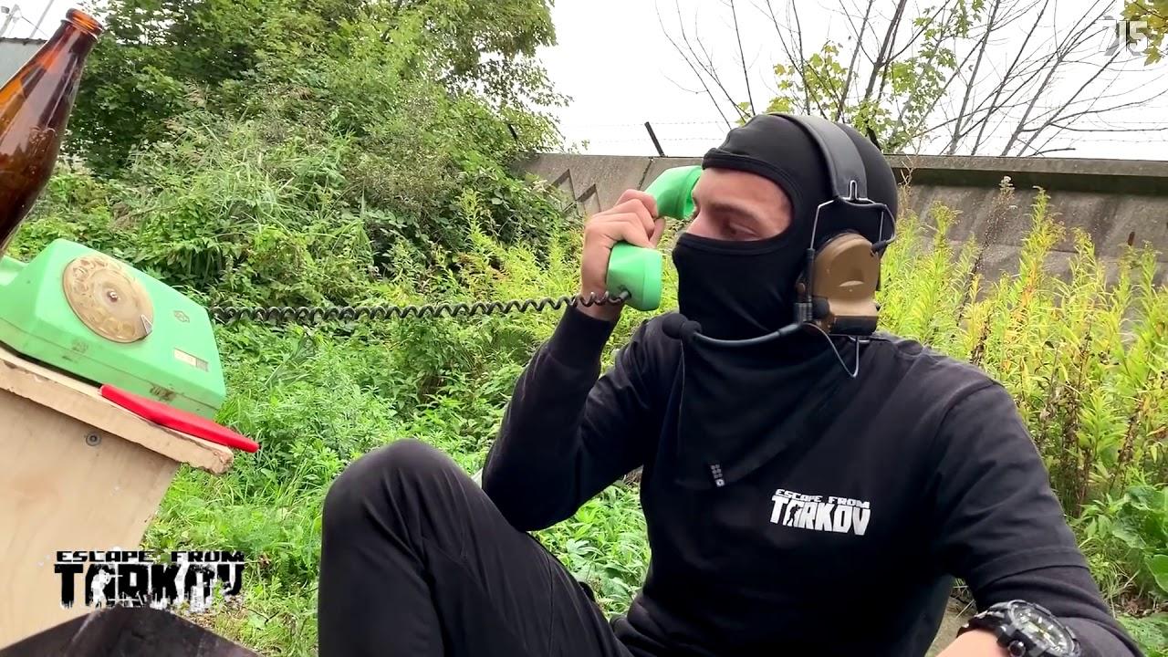 Никита Буянов Escape from Tarkov (Интервью с разработчиками о новом обновлении)