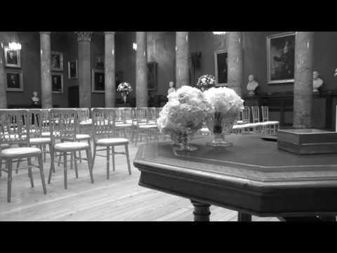 Jennifer & Angus's Wedding Highlights - Royal College of Physicians, Edinburgh