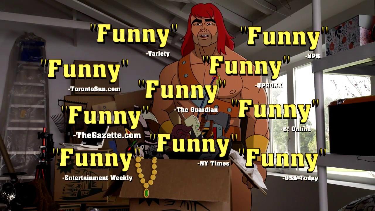 Download Fox's Son of Zorn Funny Trailer