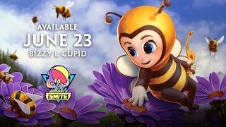 Summer of SMITE Machini-mini : Bizzy B Cupid