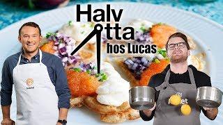 HALV 8 HEMMA HOS LUCAS MED SVERIGES MÄSTERKOCK 2019.