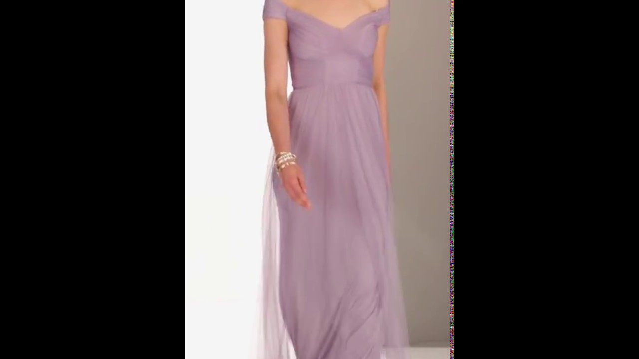 455dbc95fac Bridesmaid Dresses - 8920 Sorella Vita - YouTube