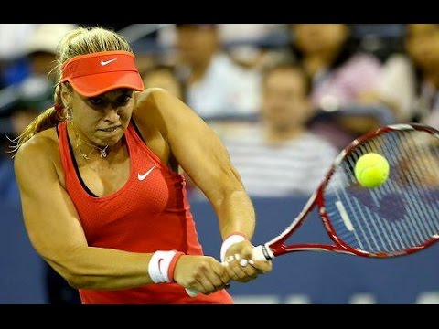Sabine Lisicki U.S. Open Message From A Fan: Keep Fighting!