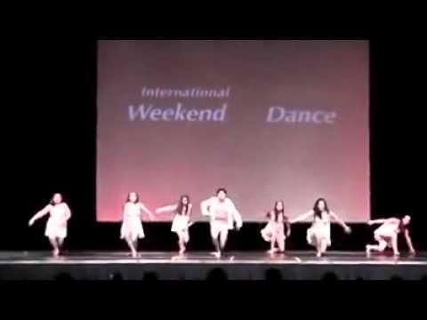 ACADEMIA DE DANZA Y BAILE S.I.L.(TALAGANTE) - INTERNATIONAL WEEKEND DANCE - MENDOZA ARGENTINA 2013