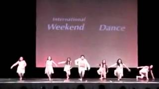 ACADEMIA DE DANZA Y BAILE S.I.L.(TALAGANTE) - INTERNATIONAL WEEKEND DANCE - MENDOZA ARGENTINA 2013
