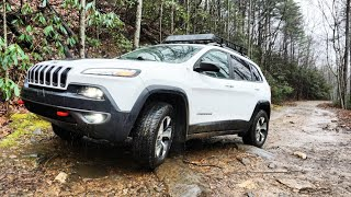Jeep Cherokee Trail Hawk, is it really Trail Rated?