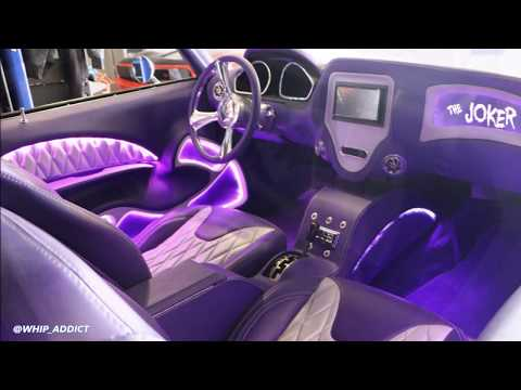 WhipAddict: Ultimate Audio Shop Visit: Custom Cars, Dash Swaps, Cool Interiors, In S.C.