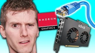 The WEIRDEST Video Card We've EVER Seen..