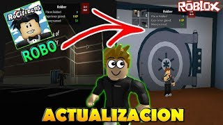 HOW TO ROB THE Bank OF RoCitizens NEW UPDATE - SHOWING EVERYTHING!!! | Roblox