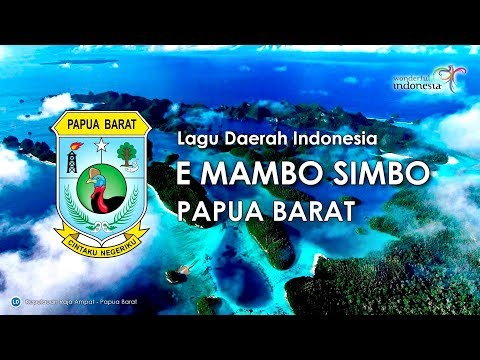 E Mambo Simbo - Lagu Daerah Papua Barat (Karaoke dengan Lirik)