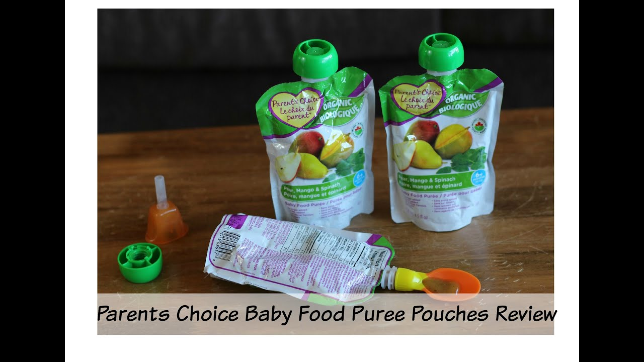 Sprout Baby Food Recall