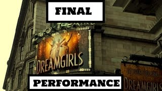 DREAMGIRLS | LONDON DISABLED ACCESS | TEAM GINGE