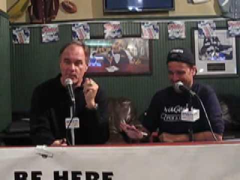 Billick commends Kurt Warner and Kerry Collins