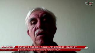 This Week in Turkey (25): With Cengiz Çandar on Turkey's foreign policy