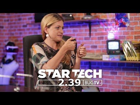 Star Tech 2.39: Lamija Alečković, Aspida