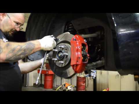 Aston Martin Vantage Complete Brake Installation with Pro Tips