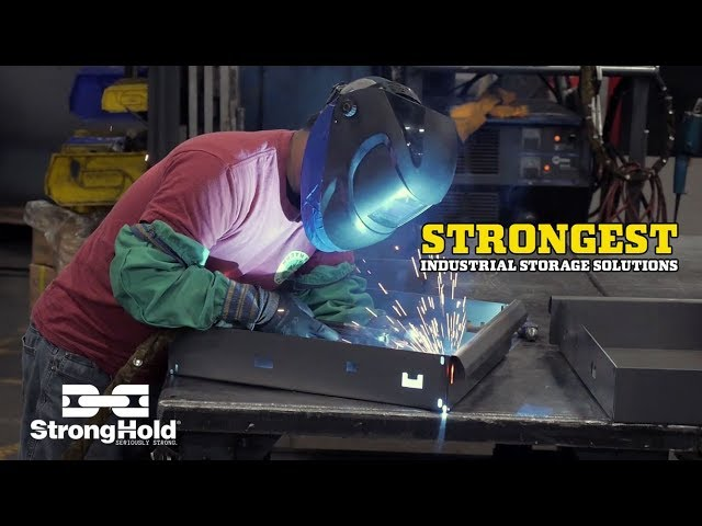 Strong Hold Products - Seriously Strong Industrial Storage Solutions