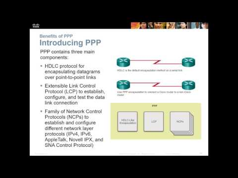 CCNA - Connecting Network - Chapter 3 - Point-to-Point Connections