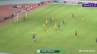2022卡達世界盃亞洲區資格賽,中華隊新星蔡立靖(Emilio Estevez)對戰澳洲的精采表現