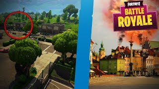 CITY TRADE EXISTS IN REAL LIFE!! OEUF DE PÂQUES FORTNITE BATAILLE ROYALE