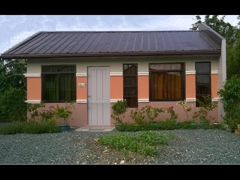 Affordable 2br Bungalow House And Lot In Batangas The