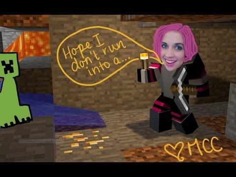 Minecraft Cave Explorer - Episode 1