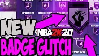 NBA 2K20 Badge Glitch (PS4 & XBOX) Max Badges INSTANT 2K20