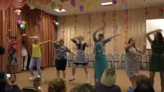 Поздравление от родителей учителям и выпускникам. Школа №54 г. Прокопьевск
