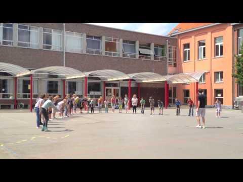 Olv kruibeke  einddans 6e klas 2011 - 2012