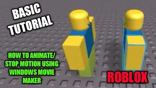 How To Create ROBLOX Animation (Movie Maker)