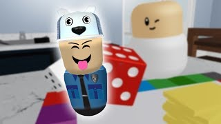 ROBLOX: THE OLD MAN BECAME A BABY COP!! (Where's the baby)-play Old man