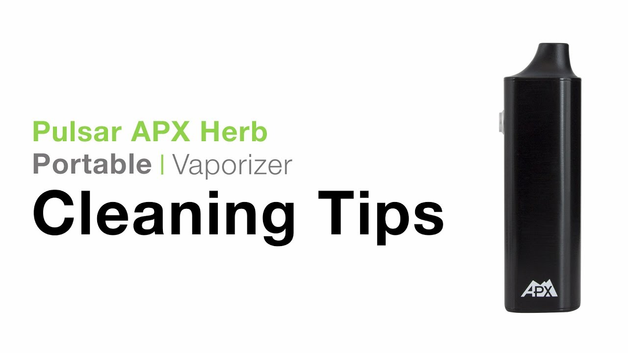 Pulsar 7 dry herb vaporizer — kush cargo.