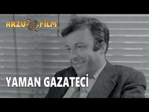 Yaman Gazeteci   Münir Özkul & Muhterem Nur - Siyah Beyaz Filmler