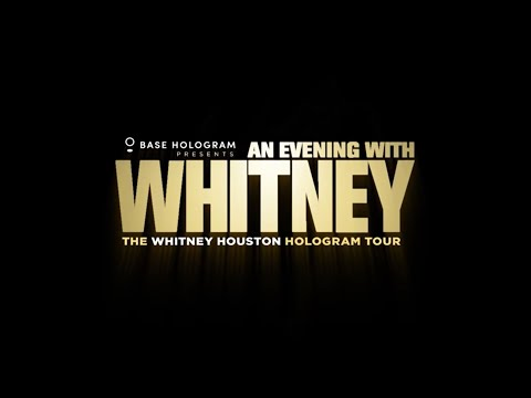 An Evening With Whitney: The Whitney Houston Hologram Tour - Official Tour Trailer