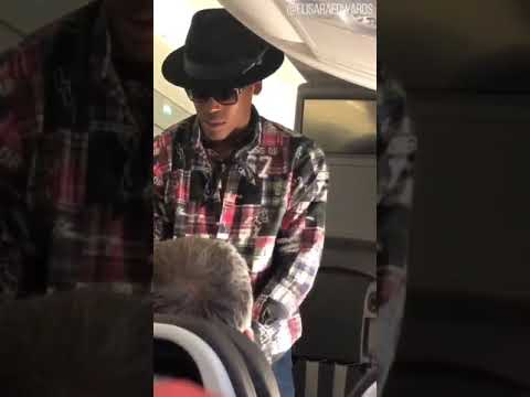 Doc Reno - Cam Newton Offers A Man $1500 to Switch Seats On An Airplane