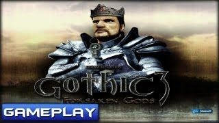 Gothic 3 Forsaken Gods Enhanced Edition Gameplay PC HD