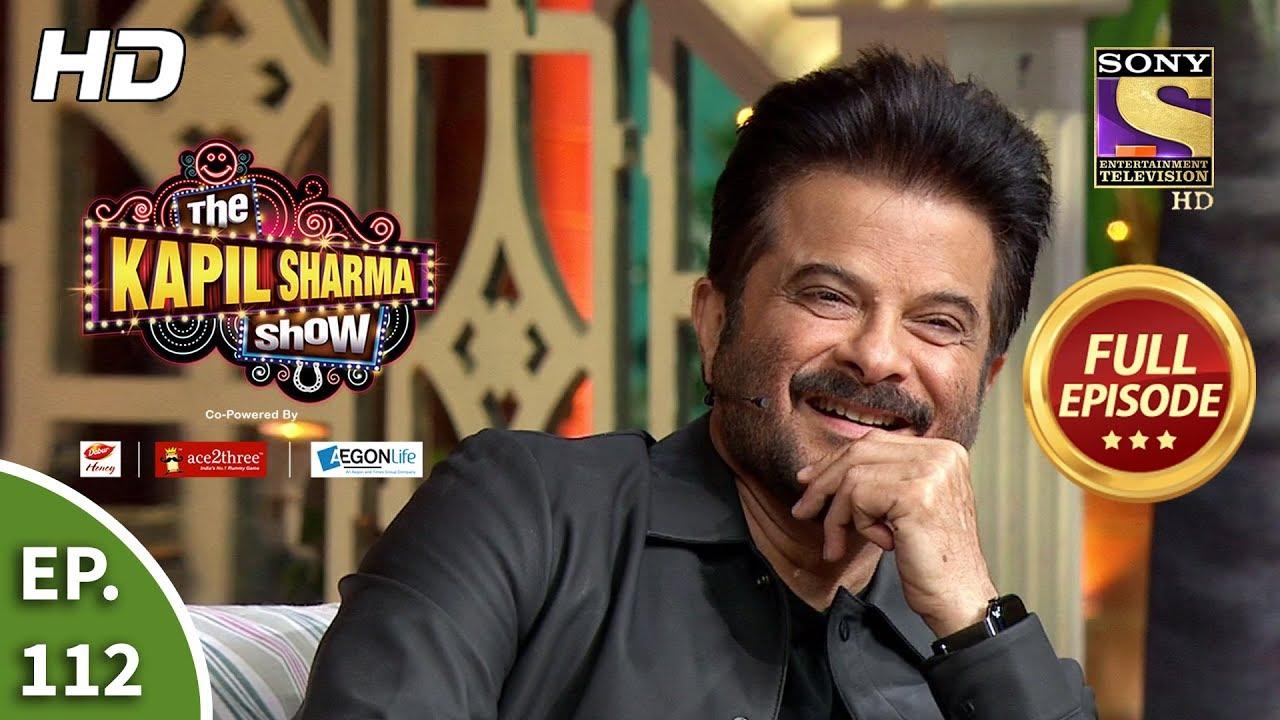 Download The Kapil Sharma Show Season 2 - Secret Of Anil Kapoor - Ep 112 - Full Episode - 2nd February, 2020