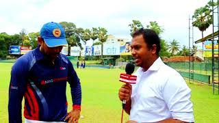 T.M.Dilshan discussion