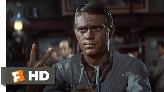 The Magnificent Seven (5/12) Movie CLIP - Vin Is In (1960) HD