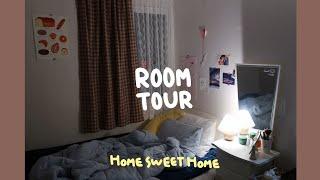 SUB)[일상 VLOG] ROOM TOUR   2평 작…