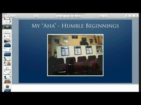 Amplify your talk - Dr. Andreas Boettcher - Dr. Ed Osburn