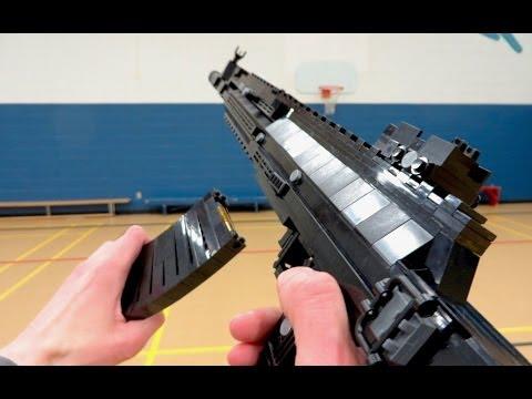 LEGO AK-12 - Call Of Duty Ghosts